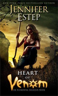Heart of Venom | Jennifer Estep | Elemental Assassin #9 | August 27 2013 | http://www.goodreads.com/book/show/16130369-heart-of-venom | #fantasy #paranormal