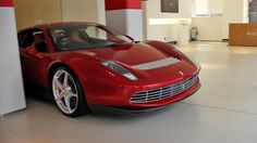 Up close with Eric Clapton's one-off 4.75 million dollar Ferrari SPC-12 EPC