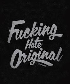 ndrienugrie.deviantart.com #typography #font