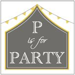 Such fun ideas for parties!