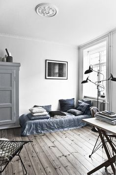 Beautiful Nørrebro home - via cocolapinedesign.com