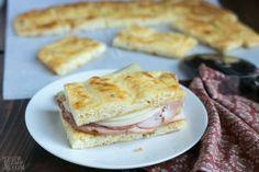 No carb keto bread sandwich
