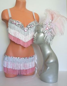 SALE: Pink Flapper Outfit – VXN Designs