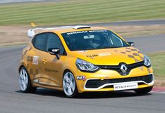 With the New Clio Cup, Renault rewrites the rules in hot hatch development. With nearly 50 years experience in motorsport, Renault Sport. Sport Cars, Race Cars, New Renault Clio, Clio Cup, Clio Sport, Renault Sport, Mini Trucks, Performance Cars, Exotic Cars