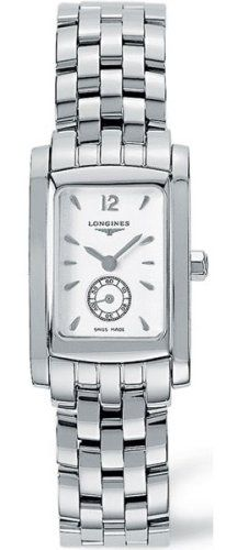 Longines Dolce Vita Stainless Steel Ladies Watch L51554166 *** Visit the image link more details. (Note:Amazon affiliate link)