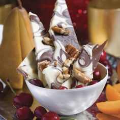 Food Gifts for Christmas | Salty Chocolate-Pecan Candy | SouthernLiving.com