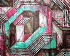 Mattar Raabe Cassio Untitled - Serie Tear 2014 Pittura 160x130cm #OpenArt #Milano #arte #Milan #concorso #artcontest   www.concorsobuenosaires.com