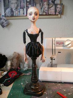 freaky little dolls: New Doll WIP Pics