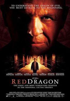 Dragon Rojo online latino 2002 - Thriller, Suspenso