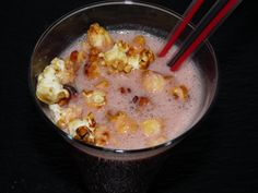 The Popcorn Story - Or How to Make A Popcorn Smoothie http://wp.me/p3W0AN-FC