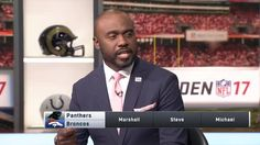 Denver Broncos? Or Carolina Panthers?  Here's how the NFL Network guys see #CARvsDEN shaking out. #Kickoff2016