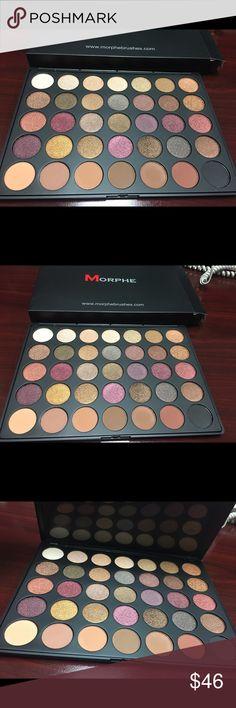 Selling this Morphe 35F Fall into frost Eyeshadows Palette BNIB on Poshmark! My username is: cabeauty. #shopmycloset #poshmark #fashion #shopping #style #forsale #Morphe #Other
