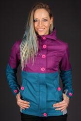 Newbridge Fuchsia Petrol, Bundy - ATOM RAT 1570 Blues, Rat, Hoodies, Sweaters, Outfits, Shopping, Fabrics, Style, Fashion