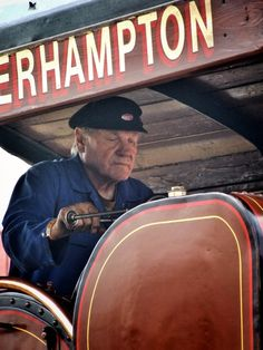 Henry Leonard Crane - (1933-2015) The National Traction Engine Trust