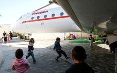 ЖЖ Сухуми სოხუმი cyxymu - Як-40 в грузинском детском саду