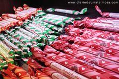 Polkagris: o bastão de doce que é tradição no país desde 1859.