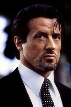 sylvester stallone | get carter sylvester stallone tags portrait bouc cravate