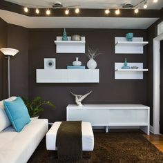 Beau Turquoise Accents