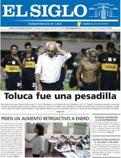 Diario El Siglo - Jueves 14 de Febrero de 20 13
