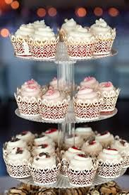 wedding cake cupcakes - Google Search