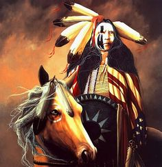 The Horse's Role In Native American And Plains Indian Culture