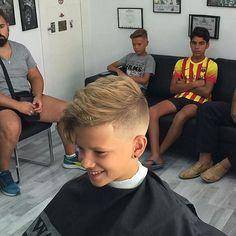 Frisuren Für Kleine Jungs Mit Undercut Kinder Jungen Haarschnitt