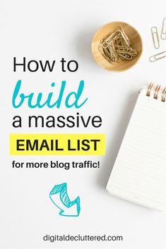 Content Upgrade Ideas: 11 great lead magnets to grow your mailing list Email Marketing Design, Email Marketing Strategy, E-mail Marketing, Email Design, Content Marketing, Online Marketing, Marketing Ideas, Business Marketing, Digital Marketing