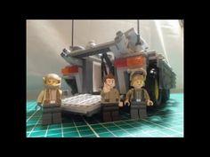 LEGO Mortar Carrier
