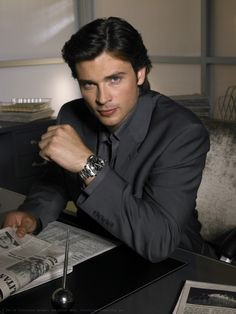 Photos de Tom Welling pour la saison 6 de Smallville - Smallville Site Web