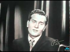 "Pat Boone - ""Love Letters In The Sand"" .. 1957 {Oct. 3rd} Pat Boone performing this song on the premier of his ABC-TV program 'The Pat Boone Chevy Showroom'."