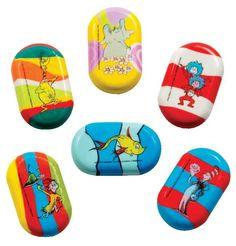 Dr. Seuss Stubbies Eraser