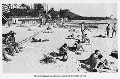 Waiks, 1960s.