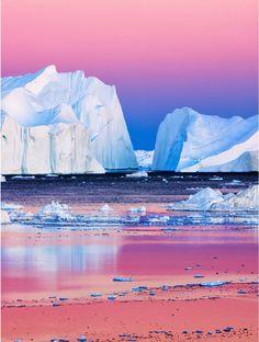 Arctic,Greenland: