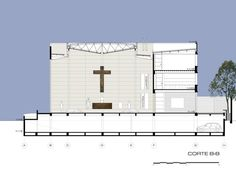 Parroquia San Norberto,Corte B