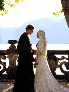 (Natalie Portman - Hayden Christensen) Queen Padme Amidala -Anakin Skywalker, Star Wars