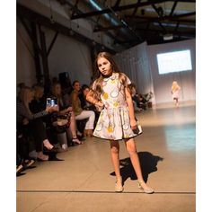 @dancinginthegrass worn by @jeyda_azmi at @internationalkidsfashionparade in Melbourne image by the talented @sharonpetito #repost