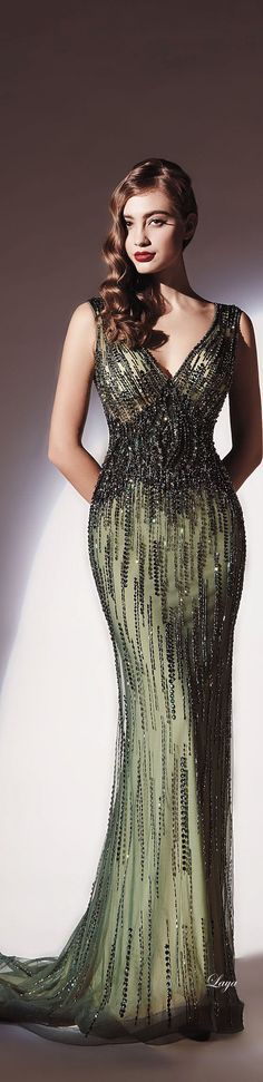 Dany Tabet Spring-Summer 2014 Couture jaglady