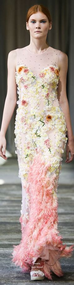 Luisa Beccaria Spring 2015 Ready-to-Wear