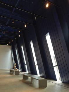 Museum of Modern Art (MOCA) Cleveland by Brad Feinknopf, via Behance