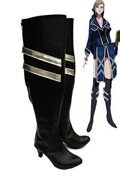 pretty nice ae042 5e01f K RETURN OF KINGS Anime Awashima Seri Cosplay Shoes Boots Custom Made    Details can be