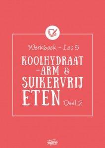 Werkboek - Les 5 DEF