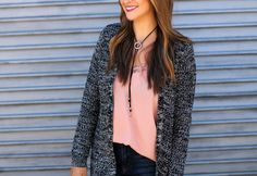 Knit Cardigan Look - Lex What Wear #fashionblogger #styleblog #nashvillestyle #fallfashion #fallstyle #falloutfit #outfitideas #outfitinspiration #styleideas #blogger #bloggerstyle #fall #nashville #outfit
