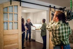 Chip and Joanna help a young couple turn a spacious but dated '60s ranch house into an open and inviting home with fresh elegance and a touch of the romantic. From the experts at HGTV.com.