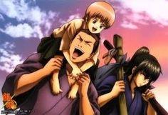 Shinsengumi old days