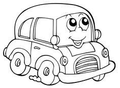 ausmalbilder autos zum ausdrucken 05