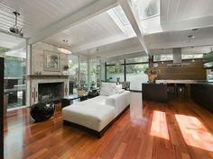 Mid Century Furniture Denver Mid Century Modern Residence Modern Living Room