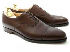 richelieu Hallam Chaussure haut de gamme de la maison Crockett & Jones