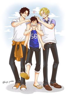 I love them. Favorite characters,  right here. (Out of the millions of others that I love) (  •.•)