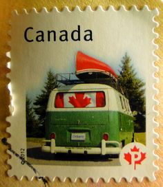 New Canada Post Stamp