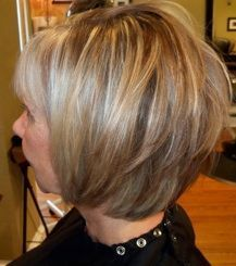 style haircuts for hair hairstyles for overweight 50 2708